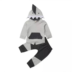 Baby Shark Jacket Set