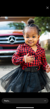 Load image into Gallery viewer, City Girl Plaid Dress
