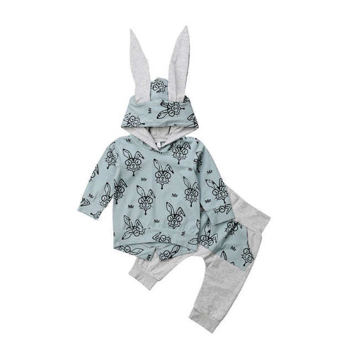 Winter Bunny Set