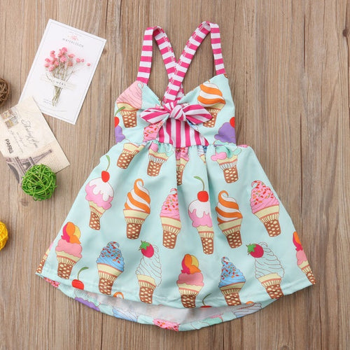 Ice Cream Land Tutu