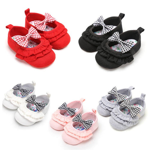 Little Bowknot Shoes (0-18m)