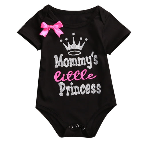 Mommy's Little Princess Onesie