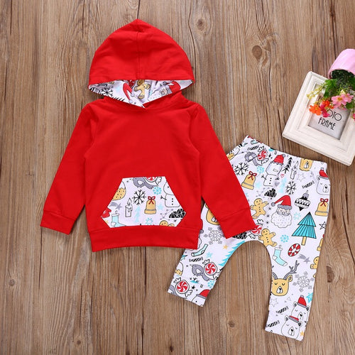 Cute Christmas Winter Set