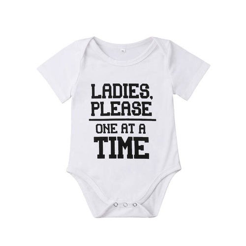 Ladies Please Onesie