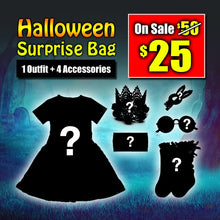 Load image into Gallery viewer, Halloween Surprise Bag (Princess) September Theme