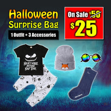 Load image into Gallery viewer, Halloween Surprise Bag (Prince) September Theme
