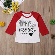 Load image into Gallery viewer, Mommy's Little Valentine Shirt