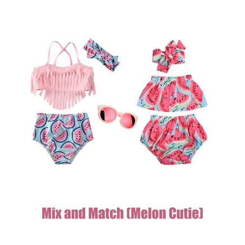 Mix & Match (Melon Cutie)
