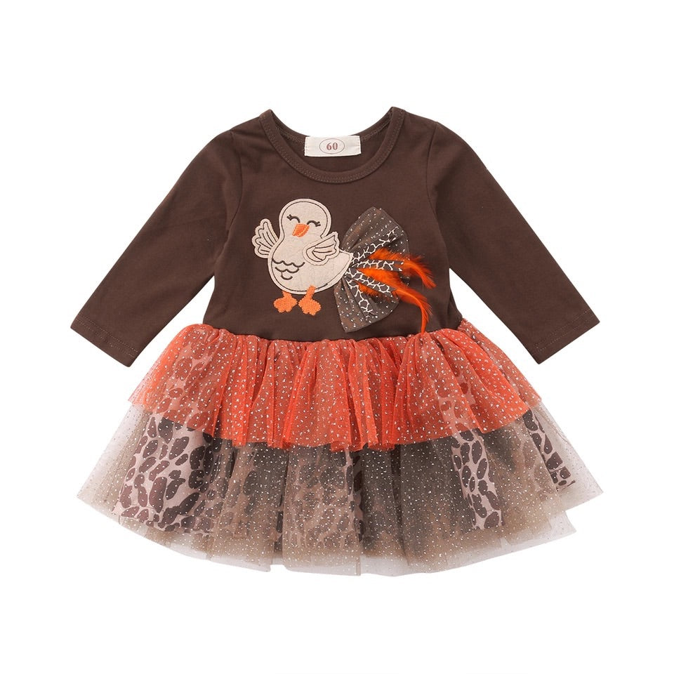 Tutu Turkey Dress