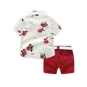 Red Romance Summer Set