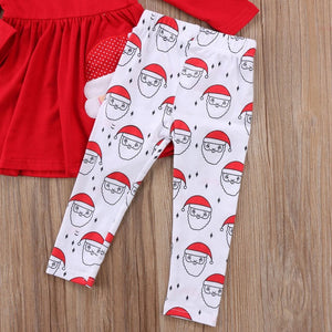 Hi Santa Dress Set