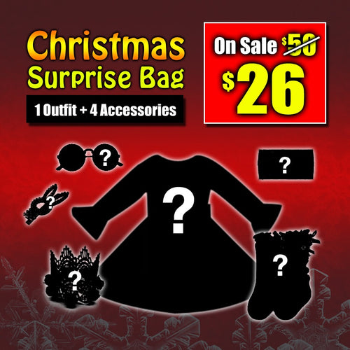 Christmas Surprise Bag (Princess)