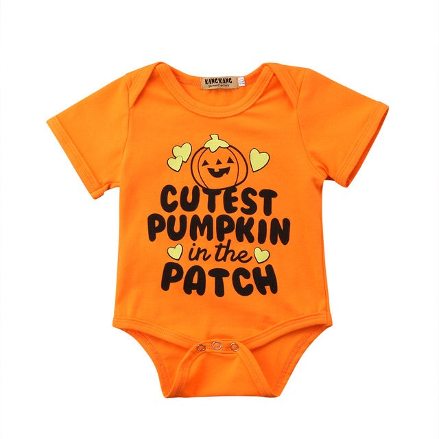 Cutest Pumpkin Onesie