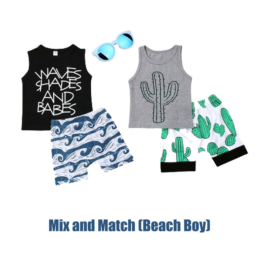 Mix & Match (Beach Boy)