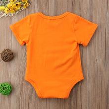 Load image into Gallery viewer, Cutest Pumpkin Onesie