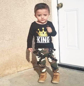 King Set (Shirt + Pant)