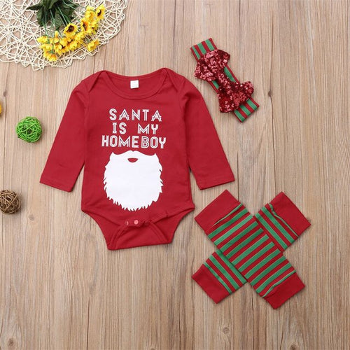 Homeboy Santa Set