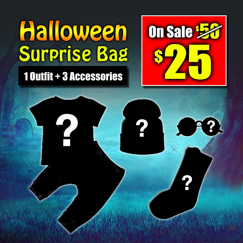 Halloween Surprise Bag (Prince) September Theme