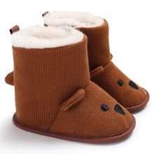 Load image into Gallery viewer, Cute Bear Boots (0-18m)