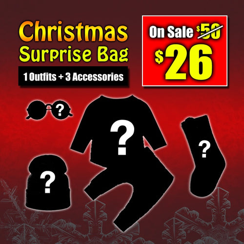 Christmas Surprise Bag (Prince)