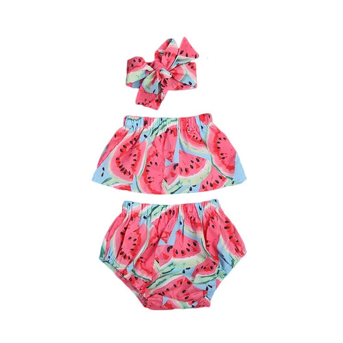 Summer Time Watermelon Set