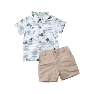 Palm Style Classy Summer Set