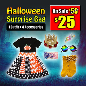 Halloween Surprise Bag (Princess) September Theme
