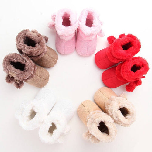 Autumn Snow Boots (0-18m)