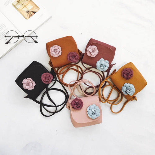 Flowers Coin Purse