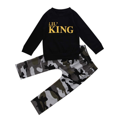 Lil King Set