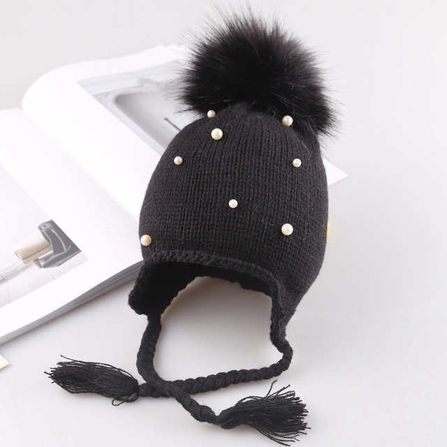 Pearl Winter Hat