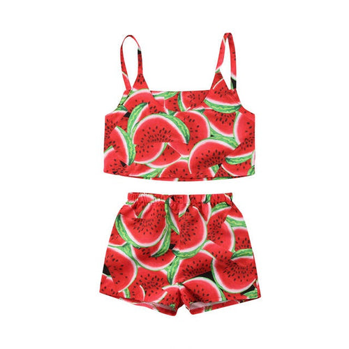 Sweet Watermelon Summer Set
