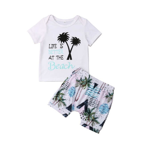 Beach Life Summer Set