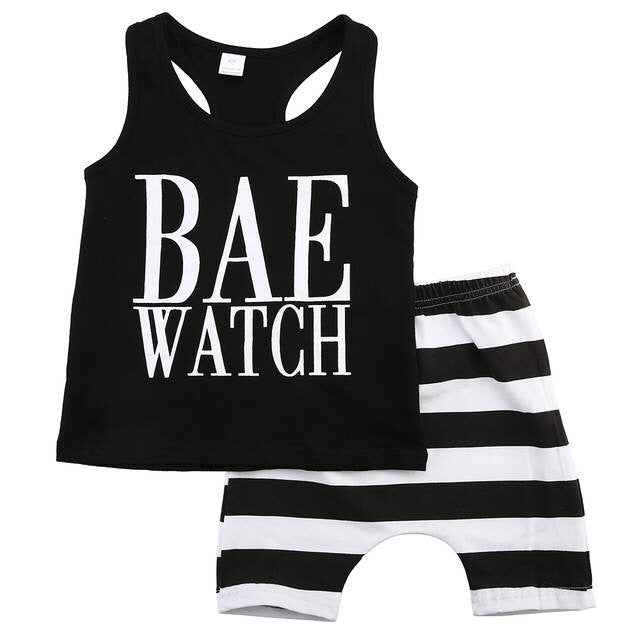 Bae Watch Set