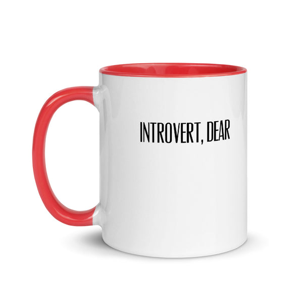 Introverted But Willing to Discuss True Crime Mug