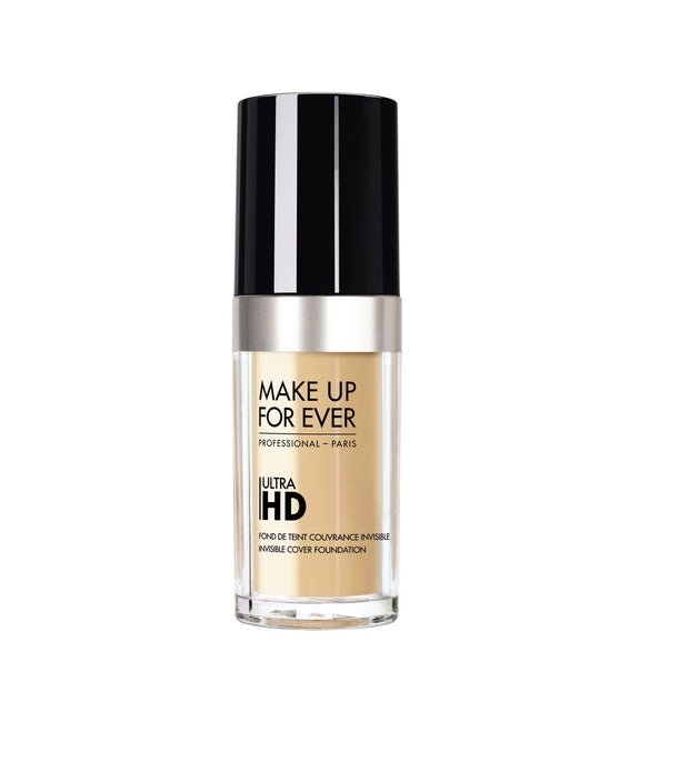 MAKE UP FOR EVER Ultra HD Foundation Gerai Maskuojantis Makiažo Pagrindas, 30 ml