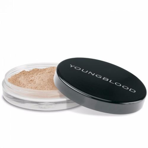 YOUNGBLOOD Birus Mineralinis Makiažo Pagrindas, 10 g - COOL BEIGE