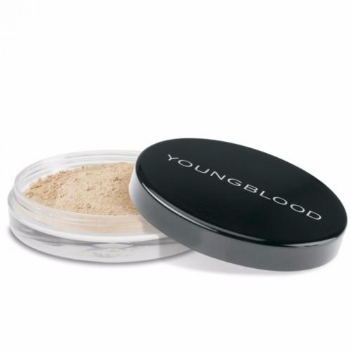 YOUNGBLOOD Birus Mineralinis Makiažo Pagrindas, 10 g - PEARL