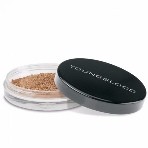 YOUNGBLOOD Birus Mineralinis Makiažo Pagrindas, 10 g - TOFFEE