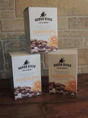 Cordyceps Mushroom Coffee Pods For Keurig® Brewers