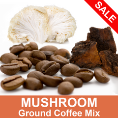Ground Mushroom Coffee Mix