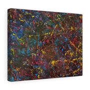 Jazz Splash Crescendo Canvas Gallery Wraps - Fiercely Fem