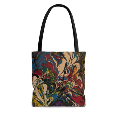 Against the Wind Tote Bag - Fiercely Fem