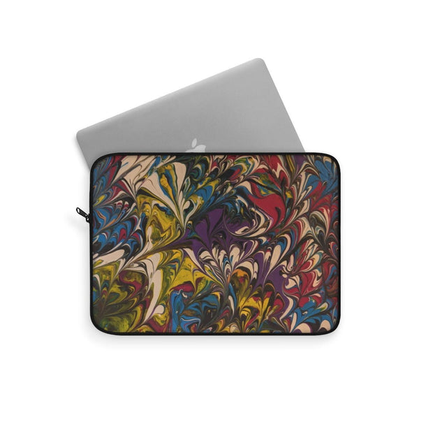 Against the Wind Laptop Sleeve - Fiercely Fem
