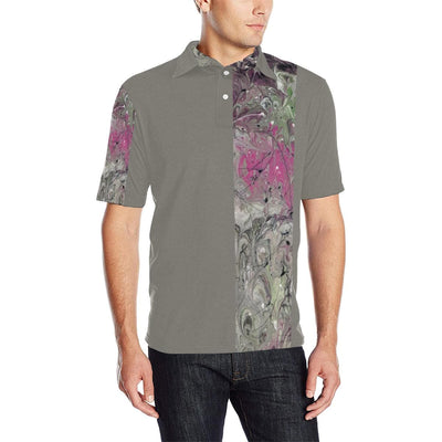 Hot Mess - Men's Polo Shirt