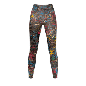 Belle Folie - Recycled Poly Leggings - Fiercely Fem