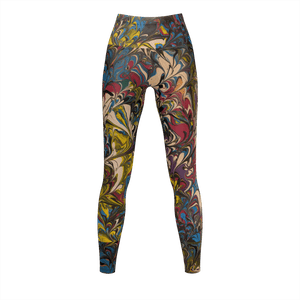 Against the Wind - Recycled Poly Leggings - Fiercely Fem
