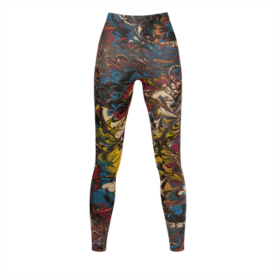 Escape Reality - Recycled Poly Leggings - Fiercely Fem