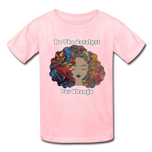 Catalyst - Kids' T-Shirt - Fiercely Fem