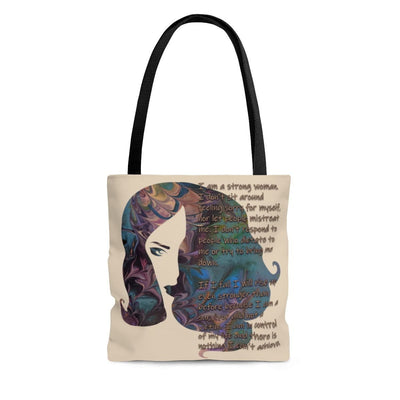Stronger - Tote Bag - Fiercely Fem